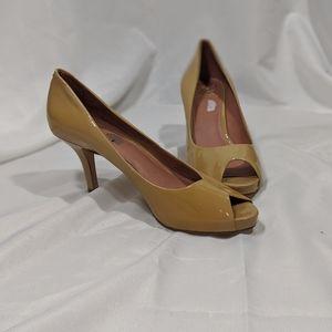 Vince Camuto Peep Toe Heels